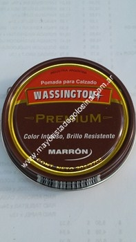 Wassington Pomada Marron