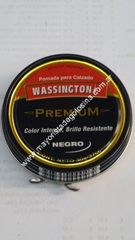 Wassington Pomada Negra