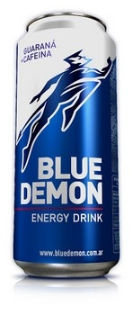 Blue Demon Energizante X 473ml