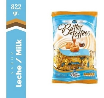 Arcor Caramelos Butter Toffees Leche X Kg