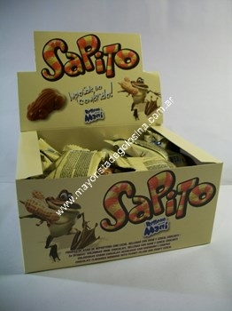 Arcor Chocolate Sapito Mani X 24 Unid